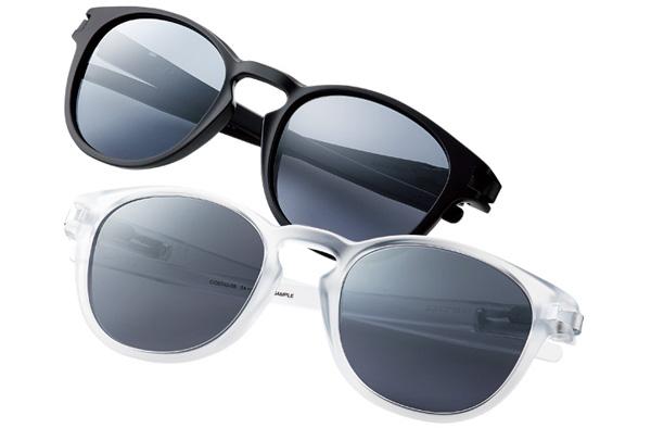 サングラス・PC用眼鏡・遠近両用眼鏡が1つにまとまり高SPECを備えました