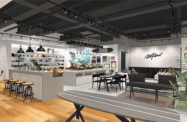 プラス・ビーが日本大通り沿い複合施設THE BAYSにリニューアルオープン!