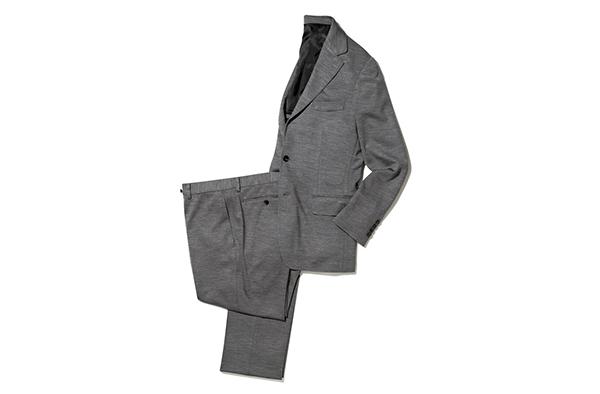 スーツはオールシーズンの時代へ! 究極の機能性素材を使い冬でも夏でも快適そのもの