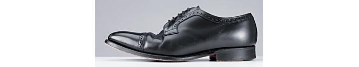 靴のアッパー素材別基本メンテ術
