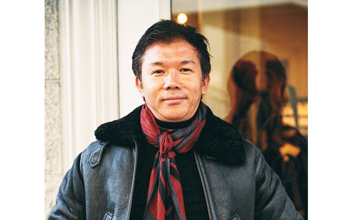 横瀬 秀明氏