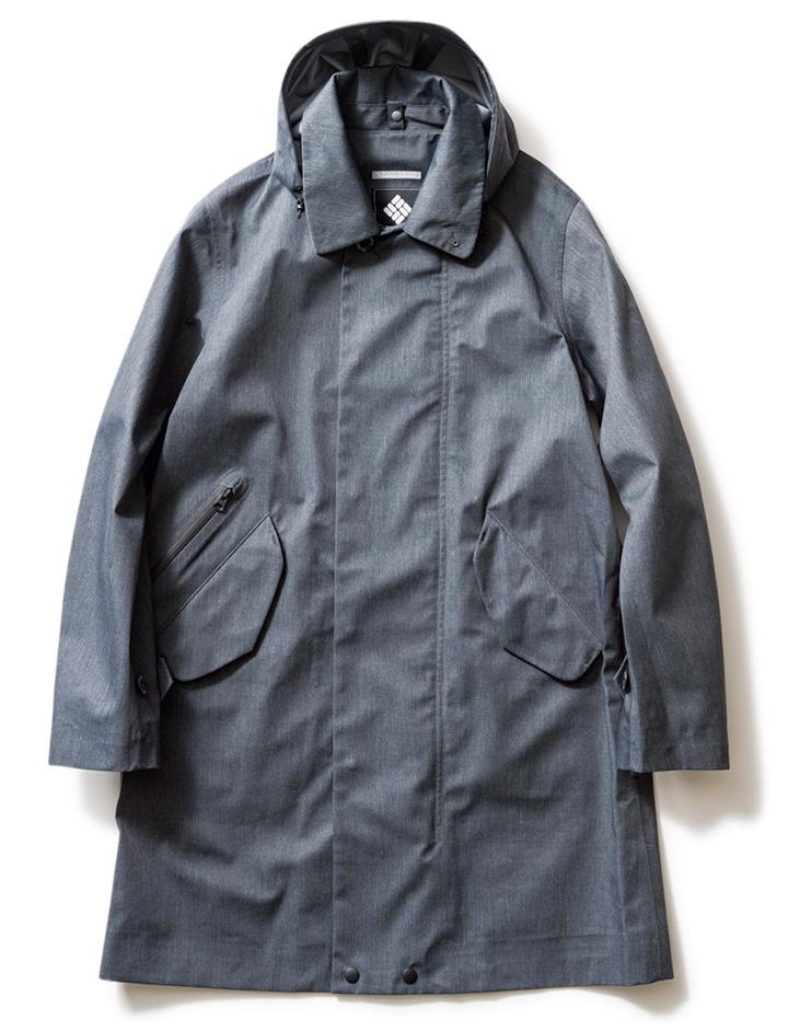 コロンビア ブラックレーベルのクーナ パス ジャケット