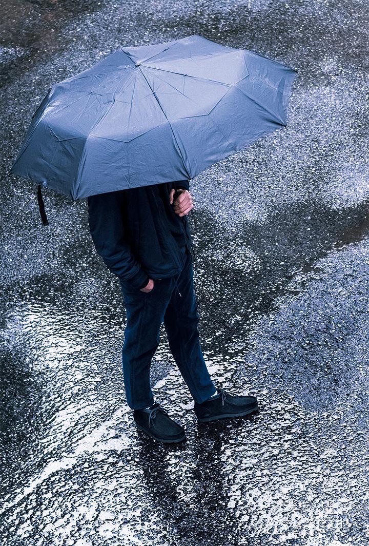 フルトンの折り畳み傘