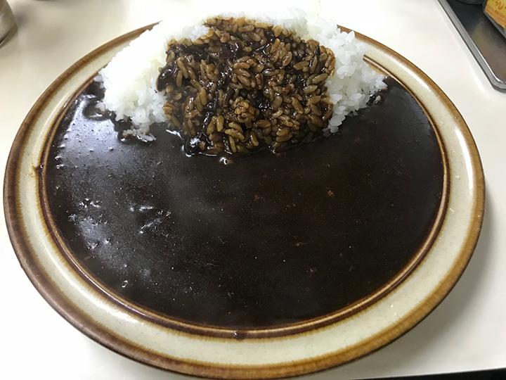 東京都神保町「キッチン南海」のカレー