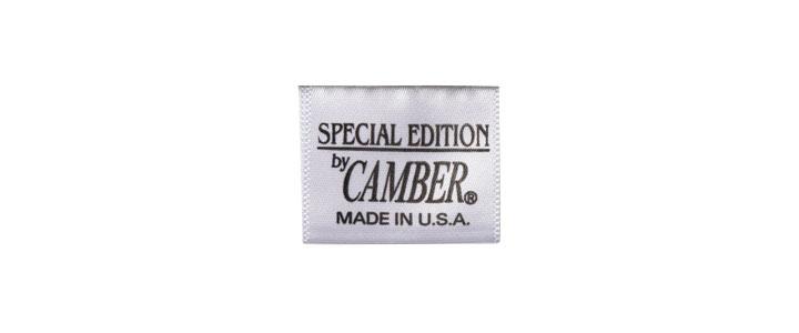 キャンバーのブランドロゴ