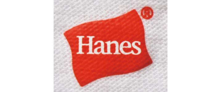 ヘインズのブランドロゴ