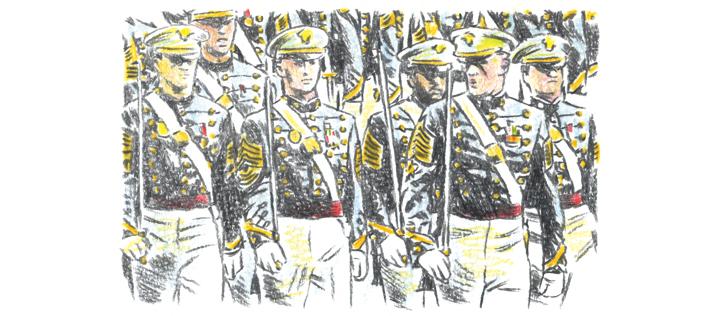 米陸軍士官学校
