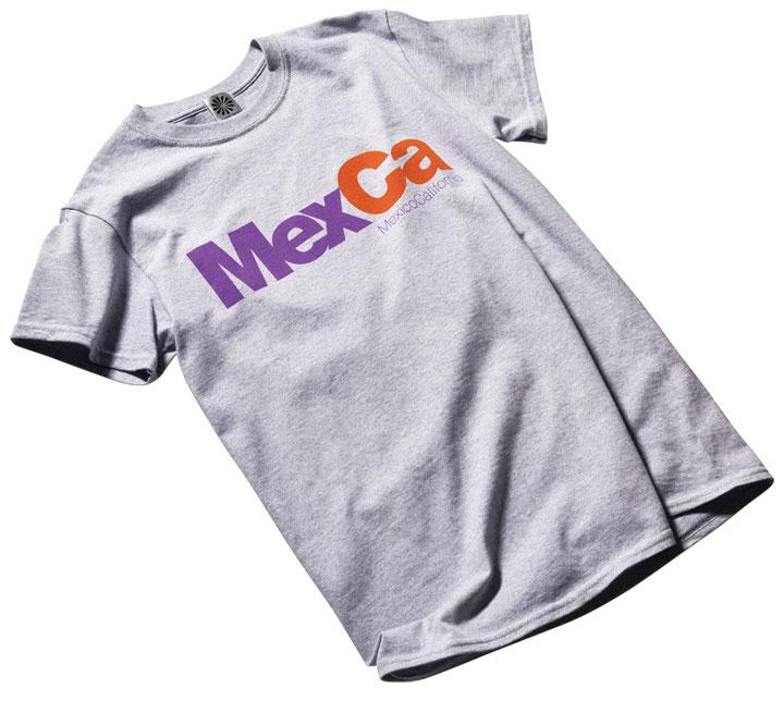 ゴリラタコスのメキシカ Tシャツ