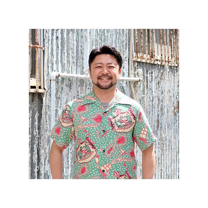 中野喜啓さん