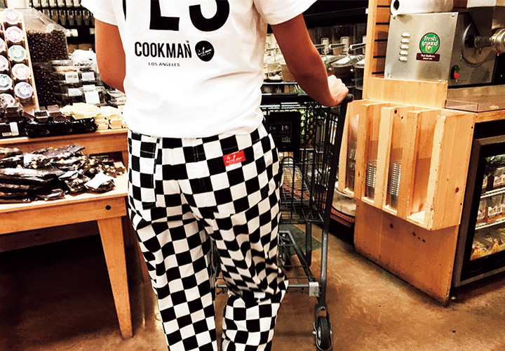 クックマンのフェアをシップス 新宿店で開催