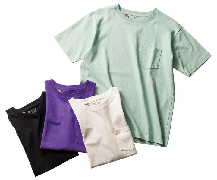 チャオパニックの汗染みができない撥水Tシャツ