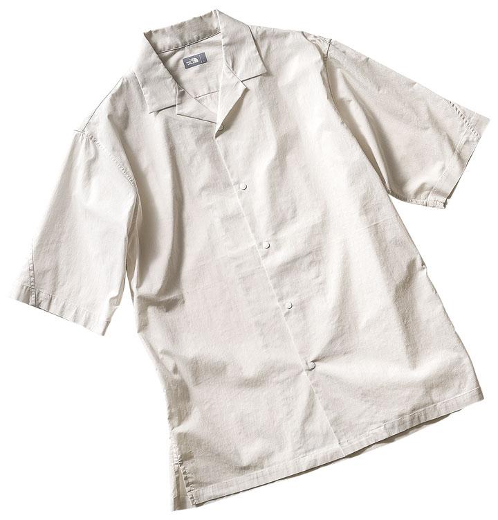 ザ・ノース・フェイスのサイエンス オブ ムーブメントショートスリーブオープンシャツ