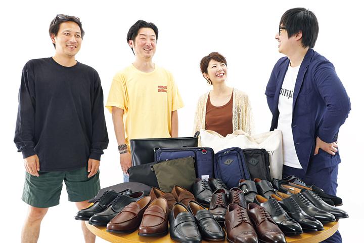 武内さん、桐田さん、ヒラノ、イチカワ
