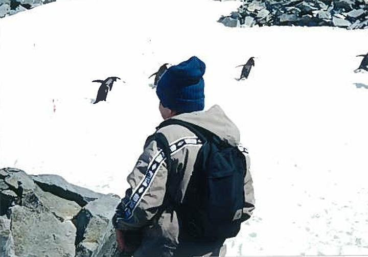 南極で迎えるミレニアム初日の出の結末!?……編集長がやるってよvol.9