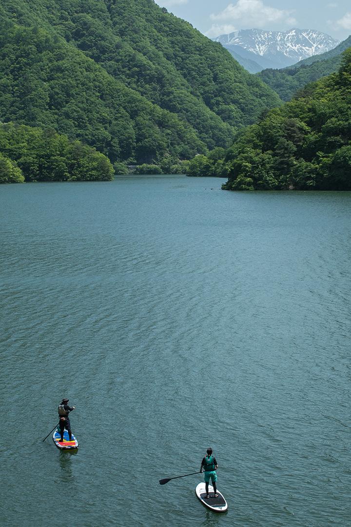 長野県:四徳温泉キャンプ場