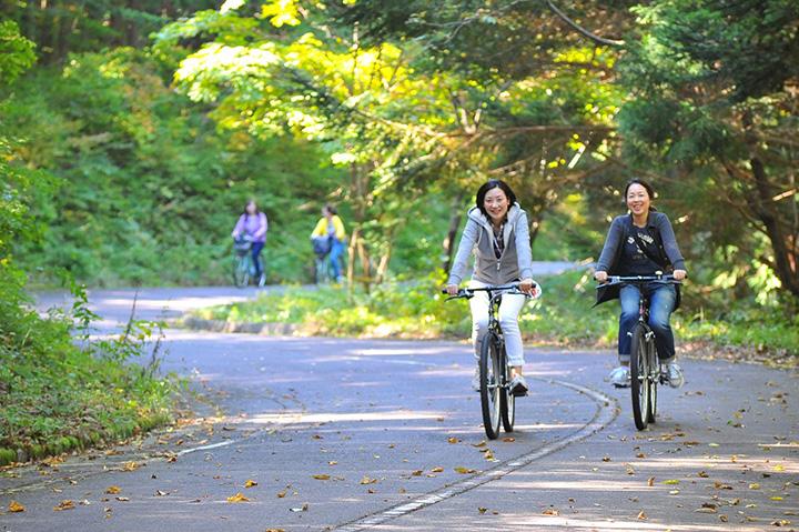 広島県:もみのき森林公園オートキャンプ場