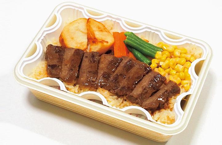 神戸といえばの本格ステーキ!