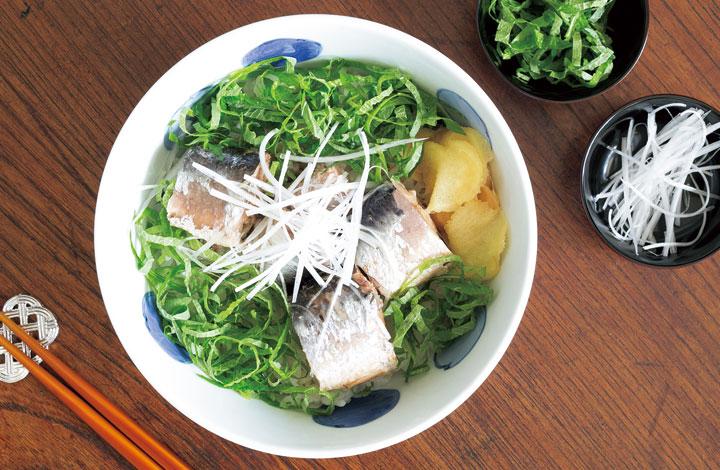 刺身でも食べられる旬のいわしを使用