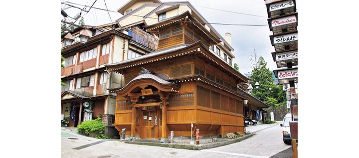 野沢温泉村