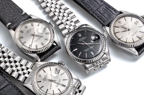 伝説モデルが今着けたいサイズに! 小径の名作時計たち