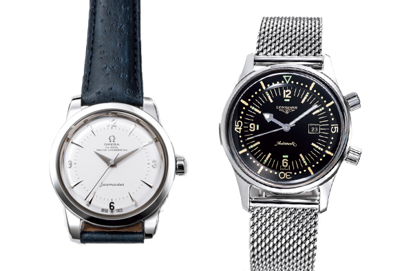 a512787ec4 今、買わないと二度と買えない! 昭和サイズの本気復刻時計 10傑物語