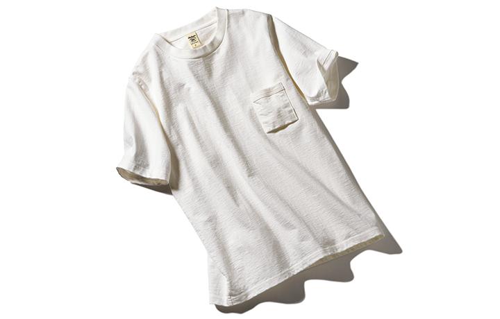 ジャックマンの度詰めポケットTシャツ画像