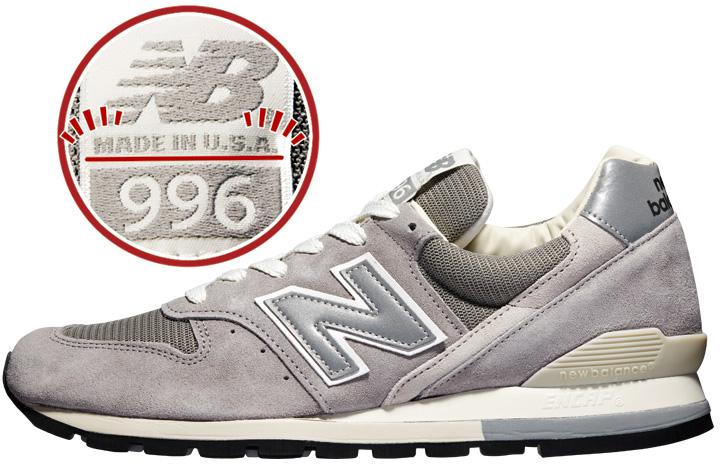 996 ニューバランス