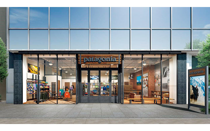 パタゴニアの直営店が広島にオープン!