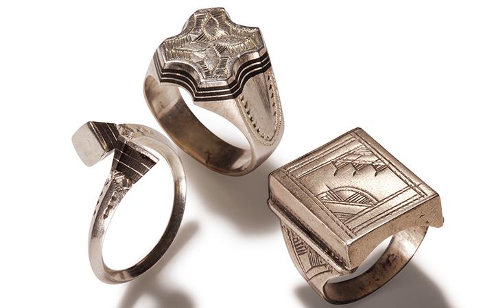 トゥアレグのリング