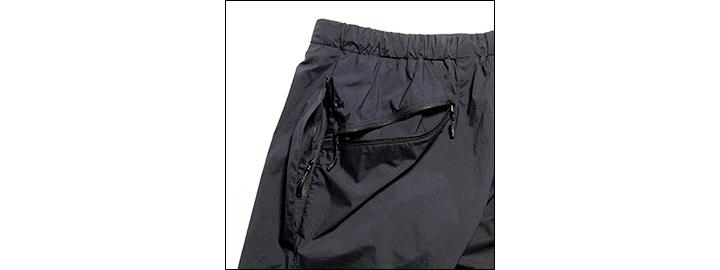 アルクフェニックスのザック ジャケット&クランク スリム パンツ、パンツポケット拡大画像