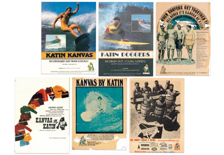 当時、サーファーの憧れだった広告