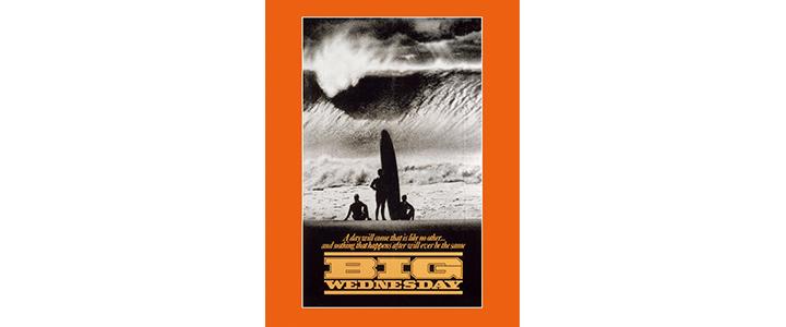 サーフブームのきっかけを作った名作映画『ビッグ・ウェンズデー』