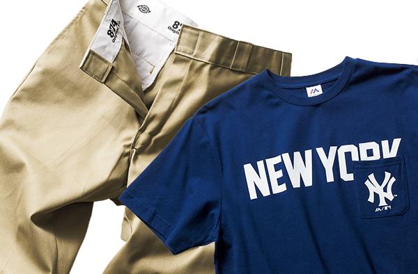 セレクトショップでよく見るあのブランドな~んだ? 気になるヨコノリTシャツ教えます