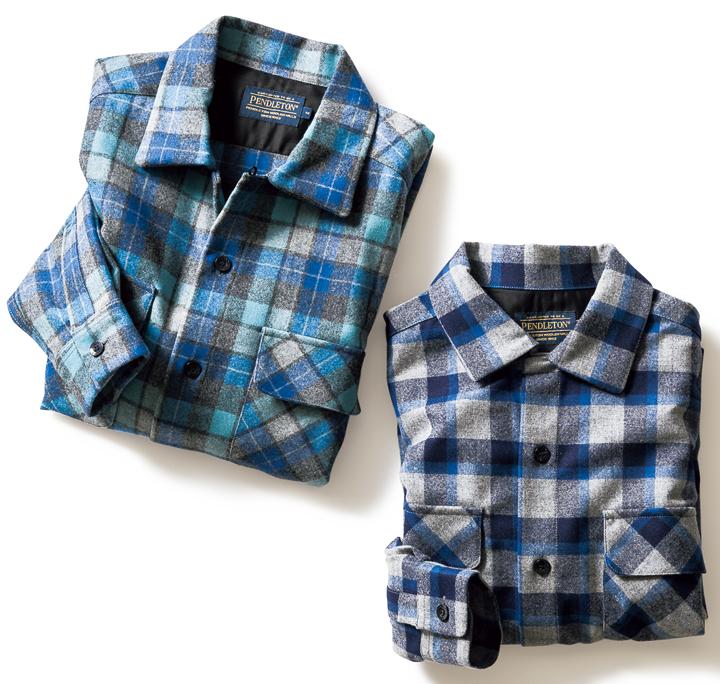 ペンドルトンのボードシャツ