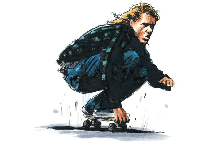 スケート界の永遠のアイコン ジェイ・アダムス