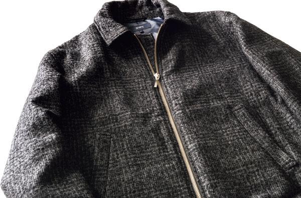 誰でも即カジュアル上手になれるジャケットがモアレスにあった