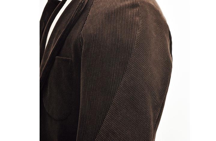 超絶パターンがわかる袖のライン