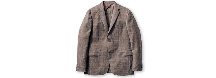シップスのジャージージャケット画像