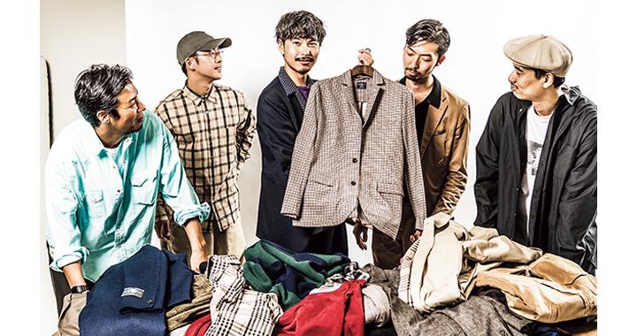 辻さん、青木さん、高津戸さん、河野さん、松下さん写真