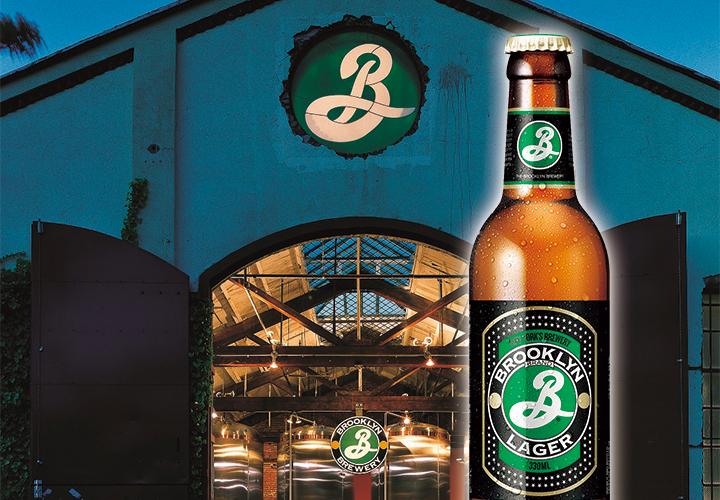 ブルックリンの地ビール イメージ
