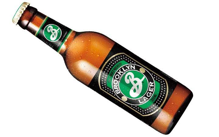 ブルックリンラガー 瓶画像