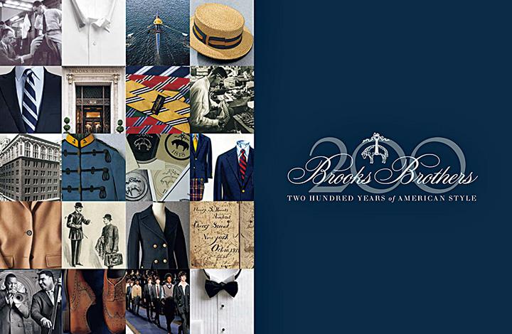 ブルックス ブラザーズ200年の歴史が詰まった展覧会を開催!