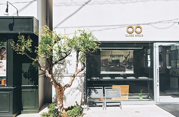 グローブスペックス 代官山店が店舗を拡張してリニューアルオープン!