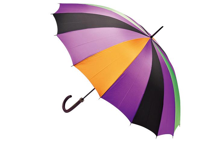 前原光榮商店×エヴァンゲリオンの16本骨傘
