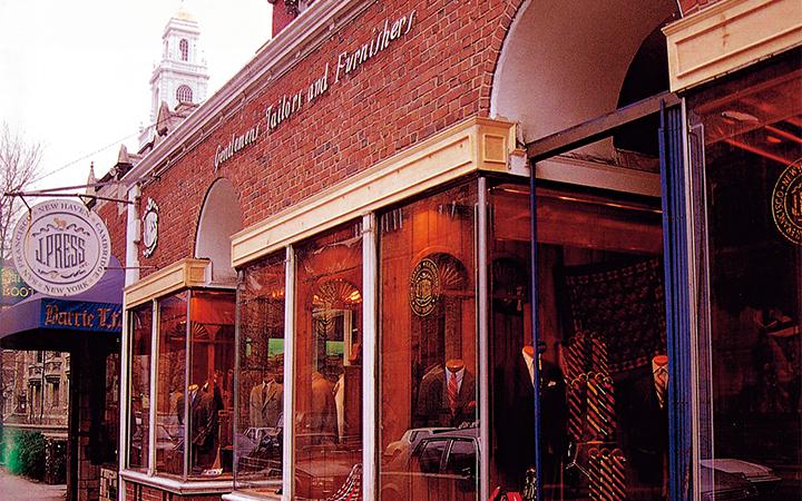 J.プレス 創業時の店舗画像