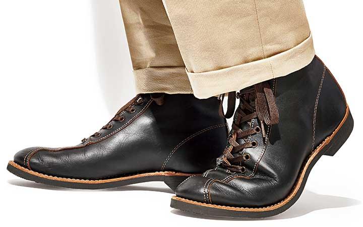 レッド・ウィング 1920s アウティング ブーツ画像