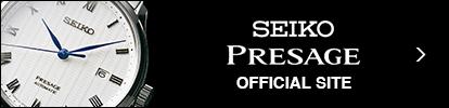 SEIKO Presage OFFICIAL SITE