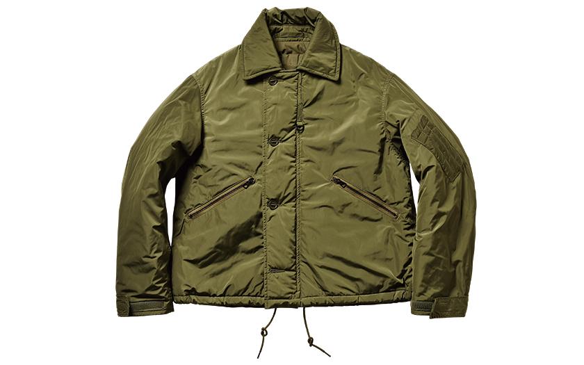 キャプテン サンシャイン×バズリクソンズ×ジャーナル スタンダードのMK3ジャケット