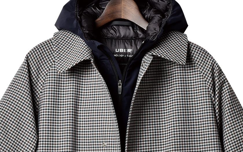 インは控えめカラー…アウトは色柄の主張を…旬の詰まったコートは魅力的♡