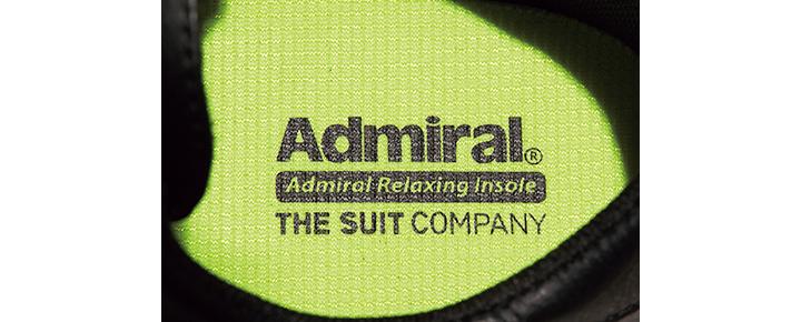 アドミラル×ザ・スーツカンパニーのタグ画像